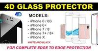 Glass a protector 4D 0