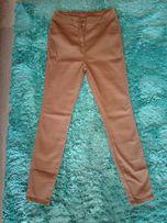 Spodnie rurki damskie r. M