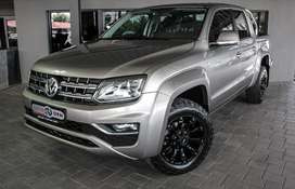 2017 VW Amarok 2.0 BiTDi Highline 132kw 4 Motion DSG