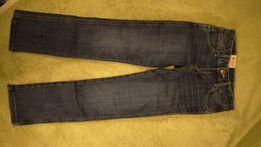 H&M Nowe spodenki/spodnie dżinsowe rozm. 128 cm