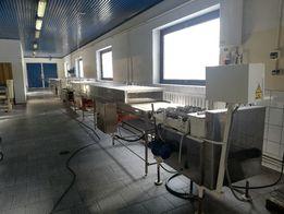 """Linia/maszyna do produkcji wyrobów cukierniczych typu """"michałki"""""""