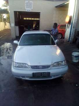 Clean and Exquisite 1995 Model Hyundai Sonata.. Start and Go 2 litre