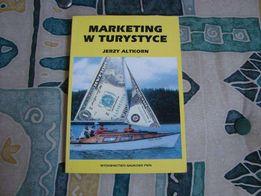 Marketing w Turystyce Jerzy Altkorn
