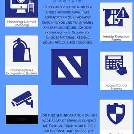 Home security installations