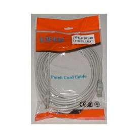 CAT5E UTP Patch Cable – 5m