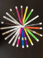 Бумажные браслеты Синта или Тайвек