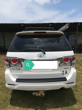 4x4 Toyota Fortuner  A/T 3.0D4D