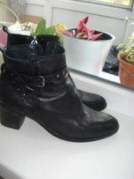 Ботинки кожа 38р.