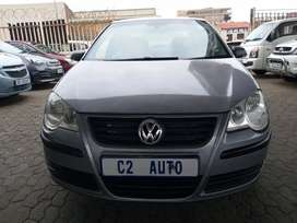 2009 Volkswagen Polo Classic 1.6 Manual