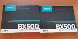 Crucial BX500 240GB 2.5inch Solid State Drive