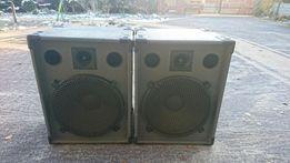 Kolymny estradowe 500 watt głośniki audiopol audio pol polaudio