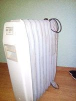 Продам електрорадіатор масляний обігрівач