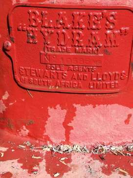 Blake's hydram Pump water without electricity