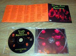 Nagły Atak Spawacza płyta CD 2 x UnikaT !