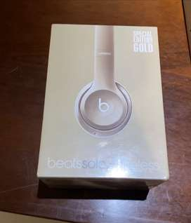 Beats solo 2 wireless (Gold edition)