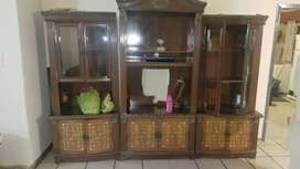 Wall unit/tv holder/cupboard