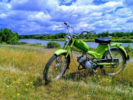 Skup starych motocykli i motorowerów
