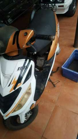 Jonway scooter 125cc