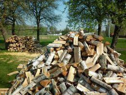 Drewno kominkowe i opałowe brzoza 40cm