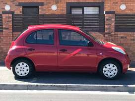 2005 Nissan Micra with 126000km