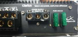 Clarion 4 Channel Amplifier.