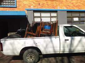Bakkie for hire near you