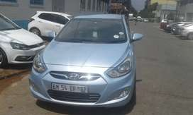 2011 Hyundai Accent 1.6 Auto for sale