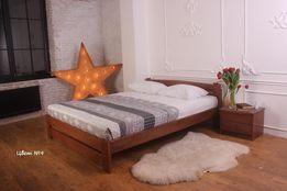 Кровать двухспальная деревянная . От производителя. С доставкой.