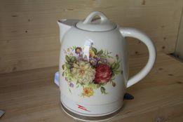 Дисковый керамический чайник Octavo