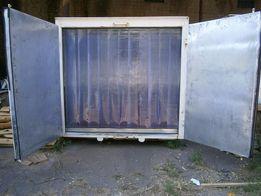 камера контейнер термо будка холодильная установка