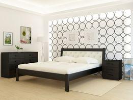 Кровать деревянная Las Vegas (Массив ольхи или Ясеня)