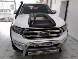 2017 Ford Everest 4wd  3.2 XLT 4x4