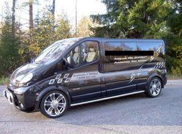 Чіп-тюнінг мікроавтобусів Trafic, Vivaro, Primastar 1.9 - 2.5CDTI