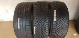 Tyres 225/50/R17
