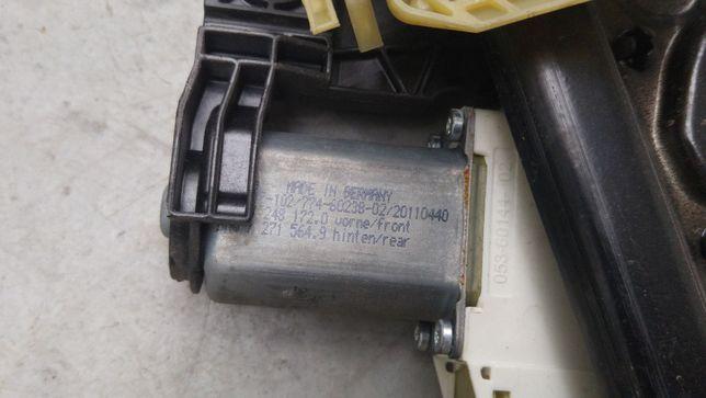 Mechanizm podnoszenia szyby prawy tył BMW F10 F11 Radzanów - image 5