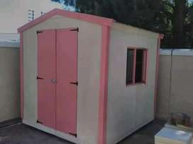Wendy house and Nutec house for sale