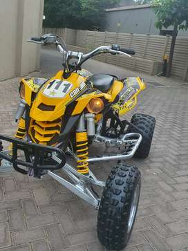 CAN AM 450DS