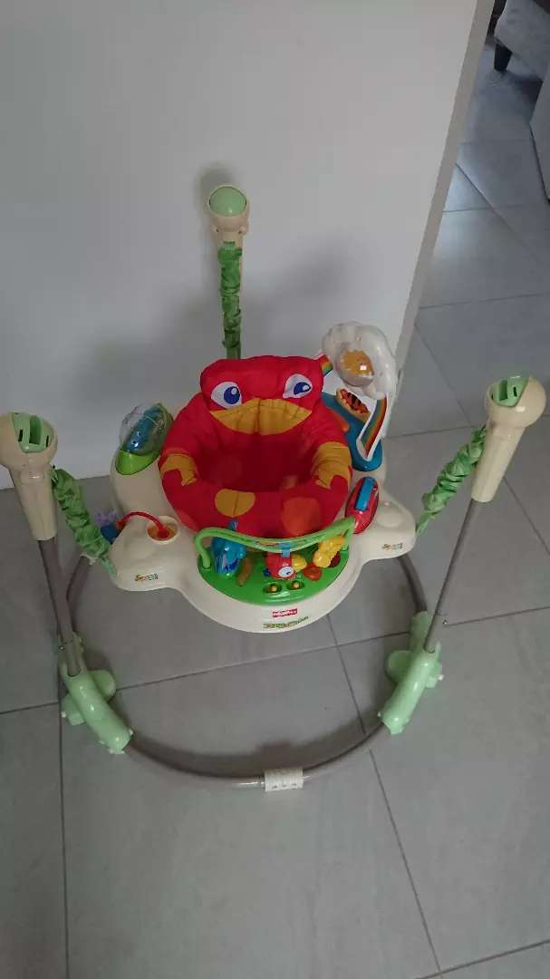 Fisher Price Rainforest Jumperoo 0