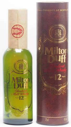 GLENLIVET-MILTONDUFF 12 YEAR OLD 75CL