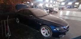 Bmw M6 stripping for spares