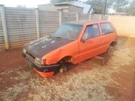 Im selling my fiat uno project car