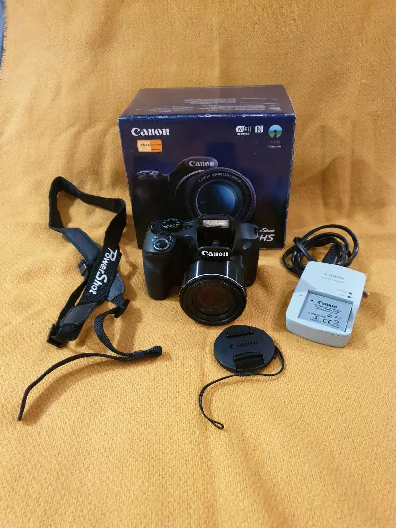 Canon Powershot SX540 HS (hardly used) 0