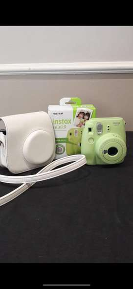 Instax Instant Camera with bag