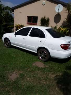 2006 NISSAN ALMERA FOR SALE R 50 000 NEGOTIABLE
