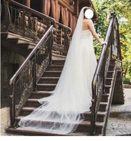 Дизайнерское свадебное платье. В идеальном состоянии. +Подарок!