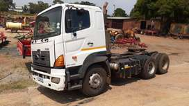 Hino 700 4x6 Pre-Owned Truck