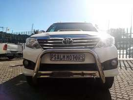 2012 Toyota Fortuner 3.0 D4D 4X4