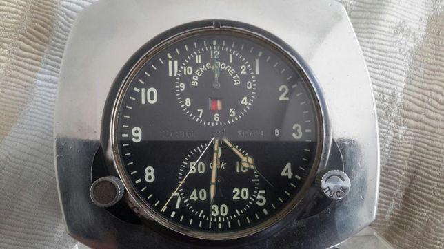 Часы механические авиационные АЧС-1 (СССР)