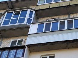 Балконы под ключ Окна пластиковые НЕ ДОРОГО ! Завод.РАССРОЧКА!