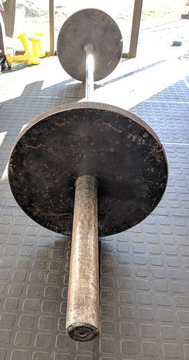 Weight Plates Available 5KG at R125 ,15KG at R300 and 32 KG at R640